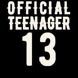 Endlich 13 - Offiziell Teenager Dreizehn