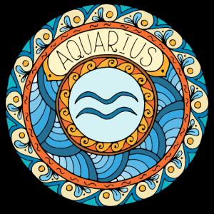 Wassermann Sternzeichen Geburts-Horoskop