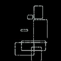 Abstrakt / Rechteck / Quadrat / Design / Art 2c
