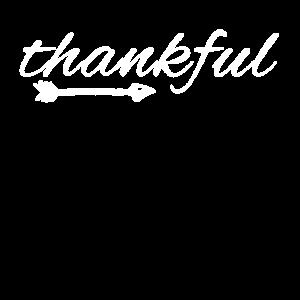 Dankbar Lebensfreude