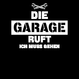 KFZ-Mechaniker Werkstatt Schraubenschlüssel Auto
