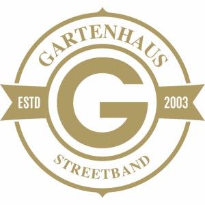 Gartenhaus Gold