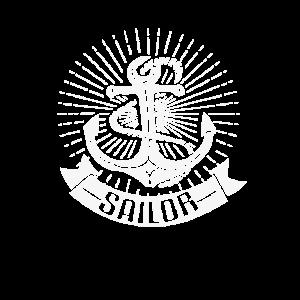 Sailor - Anker - Matrose - Geschenkidee