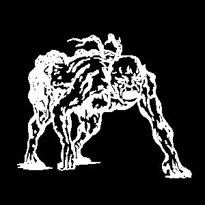 Weißes Monster