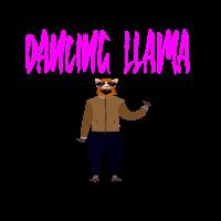Llama I'm a dancing llama and i have no drama