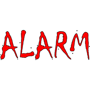 ALARM Designed by BowieDesigns