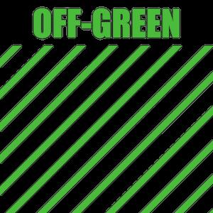 OFF GREEN
