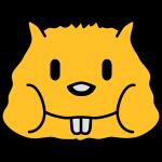 Cute Hamster Face