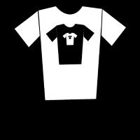 Infinityshirt - Shirt auf shirt