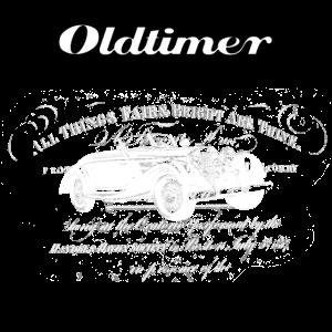 Oldtimer Auto Car