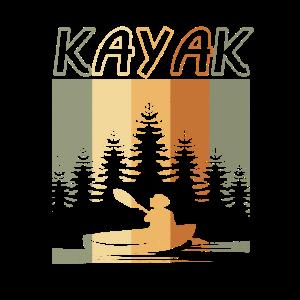 Kajakfahren Wildnis