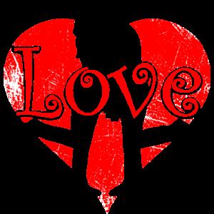 Liebe Kuss Herz Valentinstag Love Geschenk