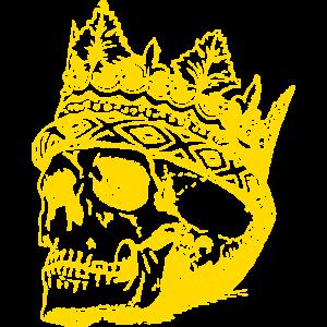 Koenig in Gelb