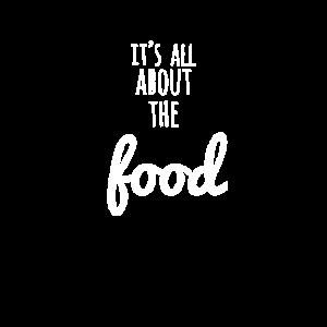 Essen Slow Vegan Food Dinner Shirt Geschenk