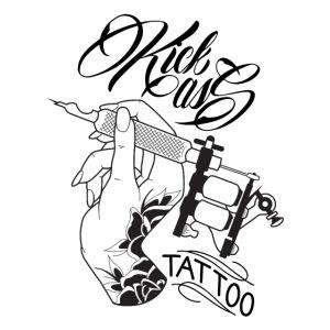 kick Ass Tattoo Logo