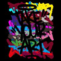 Nimm deine Kunst
