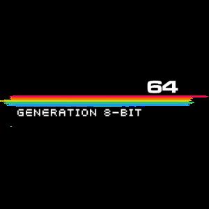 64 Generation 8-bit