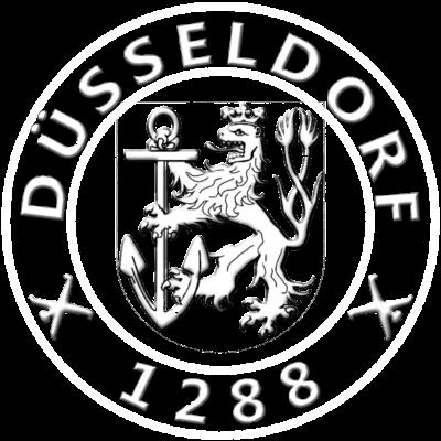 Düsseldorf 1288 Grunge - Düsseldorf seit 1288 - Wappen,Stadt,Nullzwoelf,Nordrhein-Westfalen,NRW,Löwe,Logo,Landeshauptstadt,Düsseldorf,0211