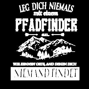 Pfadfinder, Scouts, Naturliebhaber - Tshirt