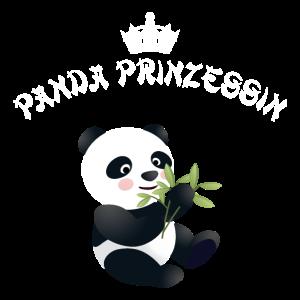 Panda Prinzessin - Ich liebe Pandas