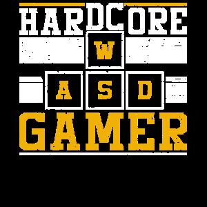 Gamer Design - Zocker Nerd Gamer Geschenk Konsole