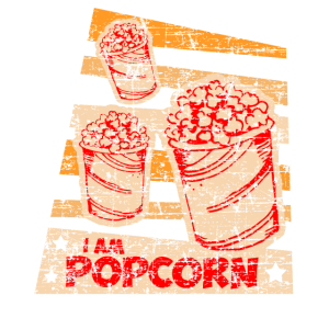 Popcorn Snack Kino Film süß lecker Film Jahrmarkt