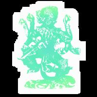 shiva green