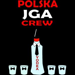 JGA T-Shirt: Polska JGA