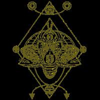 Geometrie Ornament Illustration