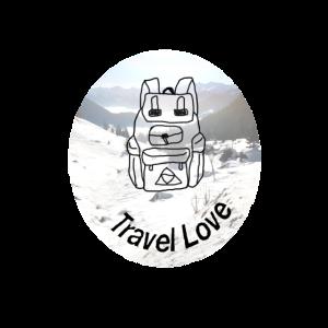 Travel Love Backpacker T-Shirt