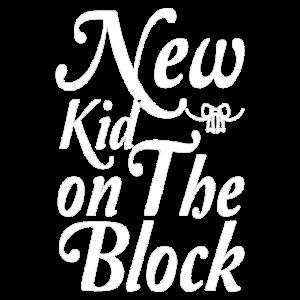 New Kid on the Block white