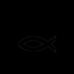 Gottes Bodenpersonal Christ Jesus Fisch