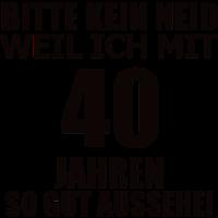 40. Geburtstag Geschenk