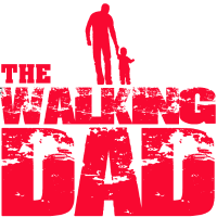 The Walking DAD #red