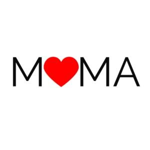 Mama: Ik hou van Mama design. Ideaal kado voor Mam