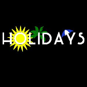Holidays - endlich Ferien!