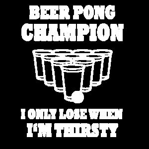 Beer Pong - Teamname