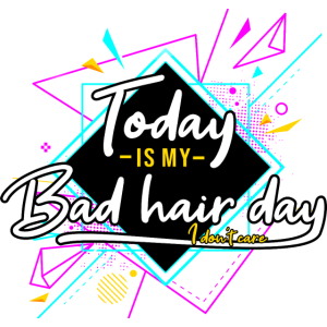 Bad hair day - Party Edition