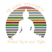 I am mostly peace love and light