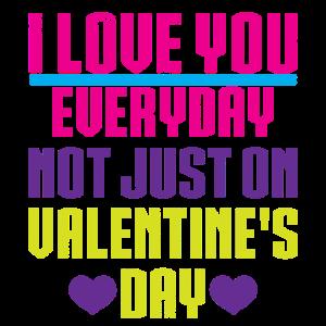 Valentinstag Spruch Liebeserklärung