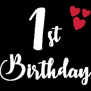 Babys erster Geburtstag Geschenkidee
