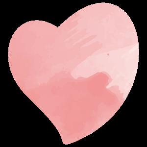 rosa Herz 1