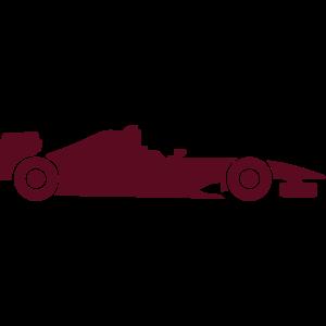 Formel-1-Rennwagen 107