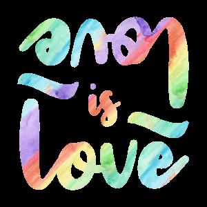 Liebe Pride Schwul Lesbisch Homo LGBT CSD Geschenk
