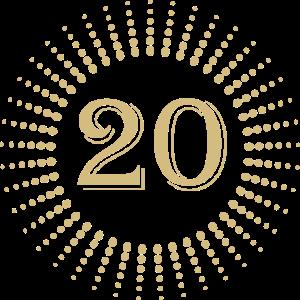 20 Jahre Jubilaeum langjaehrige Mitgliedschaft Zug