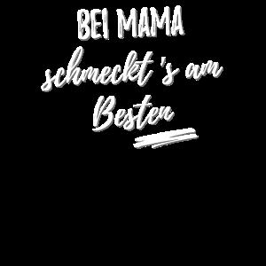Mama Kocht am Besten T Shirt