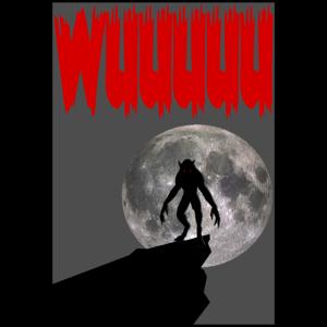 Werwolf - Vollmond