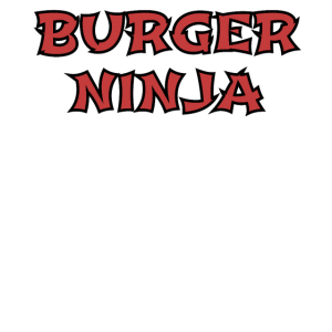 Burger Master Burger Patty Maker Ninja Lustiges Geschenk