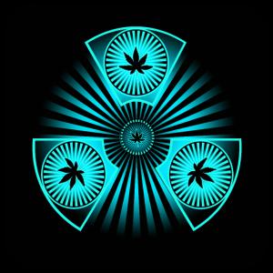Nuklear Weed Türkis