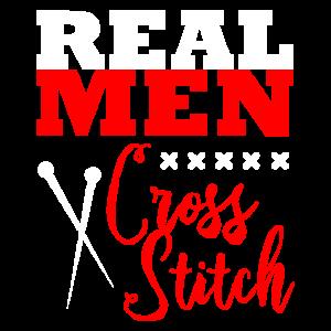 Männer stricken